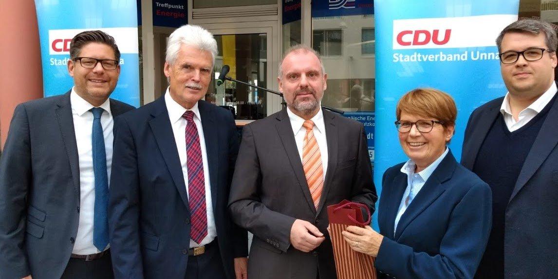 Festakt zum Tag der Deutschen Einheit in Unna