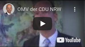 OMV der CDU NRW Youtube